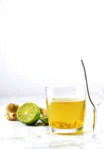 anti-inflammatory ginger tea