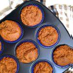 Apple and Cinnamon Muffins Vegan