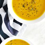 Oil Free Vegan Pumpkin Soup